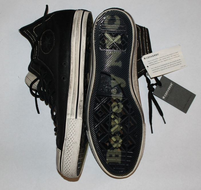 f795fa7698bd11 Converse by John Varvatos Chuck Taylor All Star Shoes
